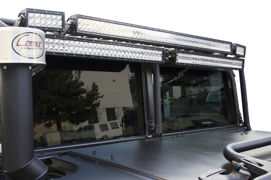 Predator Search Amp Rescue Double Stack Led Light Bar