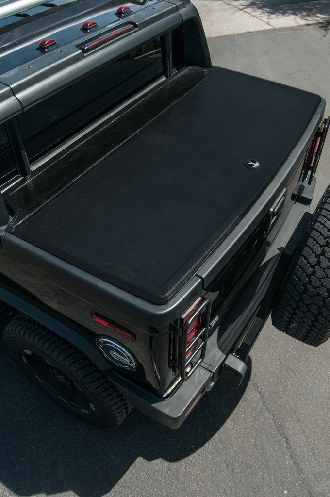 Hpc Hummer H2 Sut Locking Hard Tonneau Cover Now Available