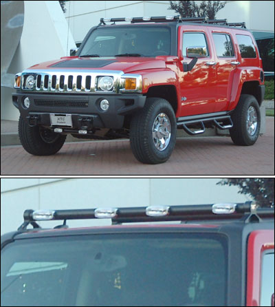 Customize your Hummer H3 & H3T, Hummer H2 & SUT, and Hummer H1 with ...